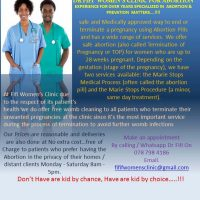 Dr Fifi 0787984186 Abortion Clinic In Springs And Nigel Call Now