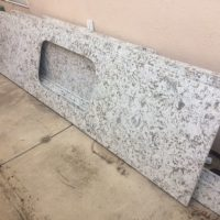 Granite conter top never used j changed ourf mind