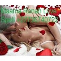 MAAMA RONAH IS HERE TO GET BACK YOUR LOST LOVER +27736740722