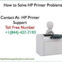 Contact at HP Support Telephone Number | 1-844-427-7193