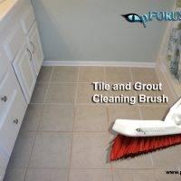 pFOkUS - Grout Cleaning Brush - Cleaning Accessories