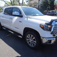 2016 Toyota Tundra Limited For SALE