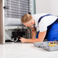 Proven repair services for refrigerator