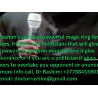 The pastor's, Religion leader spiritual magic ring that gives powers, call +27788453901