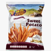 Sweet Potato Fries in the UK | RFC Catering