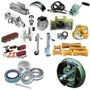 Buy trailer parts online from the world's leading online retailer of towing and trailer parts and accessories. We take pride in providing you with expert knowledge and personal service, whether you're replacing your trailer wheels, wiring your trailer lights, or upgrading your suspension.