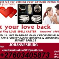 BEST MAGIC RING ALL SPELLS LOVE MARRIAGE FAMILY PROBLEMS BLACK MAGIC +27603405873