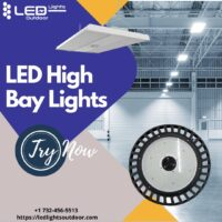 Purchase Now High Bay LED Lights For Warehouse Lighting