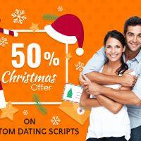 Free app Installation | B2B 50% Offer for On demand dating script