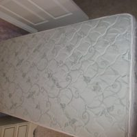 Twin Sizes Bed and Mattress