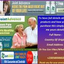 Joint Advance is a unique advanced formula especially created with you in mind.