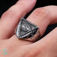Magic rings for money, powers fame and wealth call