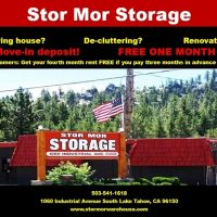 Best Self Storage Facility in the South Lake Tahoe Area