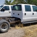2008 Ford F350 Superduty Crew Cab & Chassis