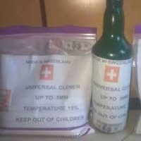 SSD AUTOMATIC CHEMICAL SOLUTION AND ACTIVATION POWDER/RELATED CHEMICALS